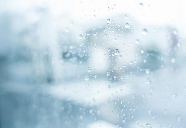 雨の日電車混む湿度