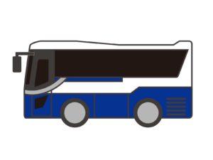 高速バス子供暇つぶし子供も席を