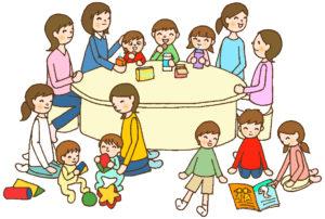 幼稚園ママ友できない育児サークル