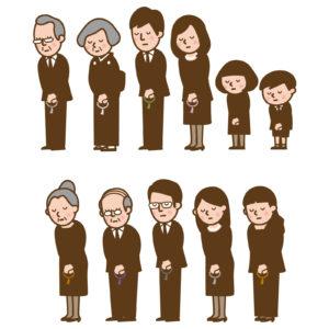 法事親戚会話リサーチ