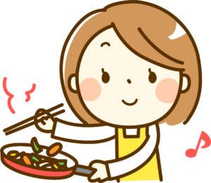 幼稚園帰宅後簡単料理