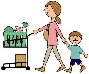 幼稚園夏休み過ごし方ショッピングモール