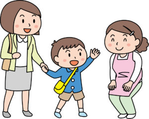 幼稚園ママすっぴん多い
