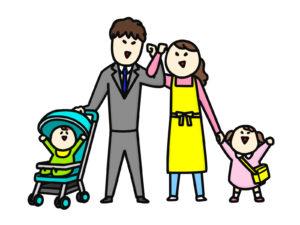 専業主婦家事分担おかしい家族構成による